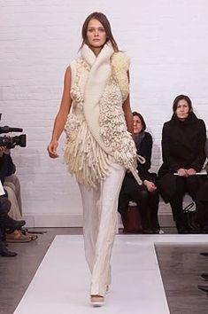 Balenciaga Fall 2002 Ready-to-Wear Collection - Vogue