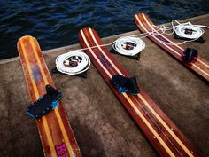 LEGOLAND Water Ski Show with Knotty Girl Swivel Handles