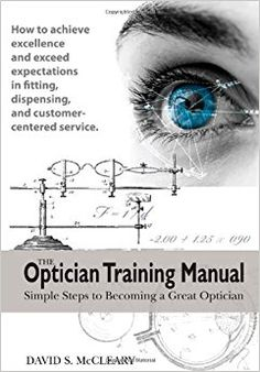0a33468c55e The must-have optical training system whether you are an optometrist