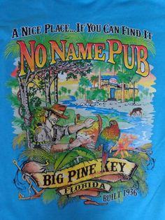 No Name Pub, Big Pine Key, Florida