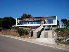 Casa en Lomas Blancas / Cristián Olivi