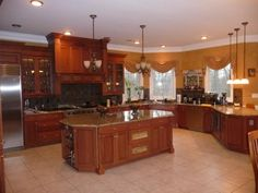 Gourmet kitchen!   # Pinterest++ for iPad #