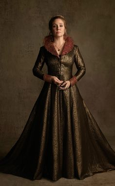 Queen Catherine (Megan Follows) in a new look for Season 2 of #Reign on the CW. Megan Follows makes this show worth watching
