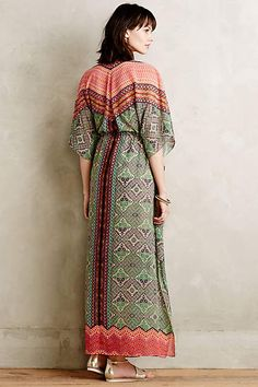 Chama Caftan - anthropologie.com