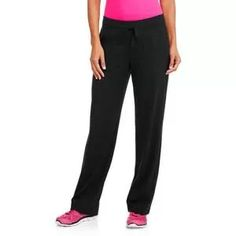 Danskin Now Women's Everyday Pant 2 Pack Value Bundle - Walmart.com