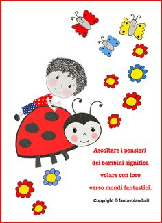 Dads, Parenting, Snoopy, Fictional Characters, Italian Quotes, Classroom, Psicologia, Poems, Spring