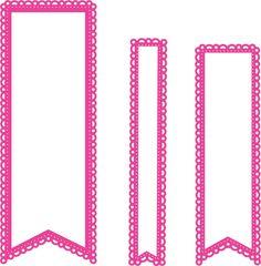 Cheery Lynn Designs - Horizon Fishtail Banners (3 Dies) - DL278, $14.95 (http://www.cheerylynndesigns.com/horizon-fishtail-banners-3-dies-dl278/)