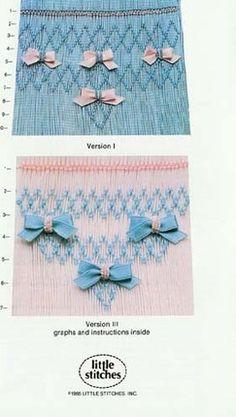 Little Stitches - Brandi's Bows