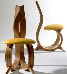 Muebles de madera de Joseph Walsh 8