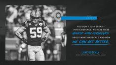Luke Kuechly, Carolina Panthers, Baseball Cards, Shit Happens