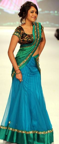 41 Best Dhavani images in 2016 | Indian clothes, Indian