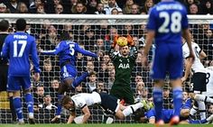 Tottenham extend run but fail to find fluency to add to Chelsea's troubles - http://footballersfanpage.co.uk/tottenham-extend-run-but-fail-to-find-fluency-to-add-to-chelseas-troubles/