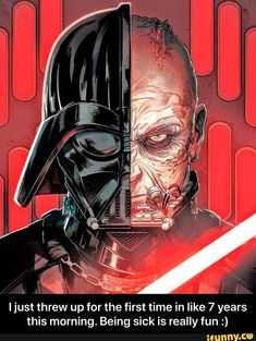 Darth Vader art taken from The Dark Side: An Illustrated Story Star Wars Film, Star Wars Poster, Vader Wallpaper, Star Wars Wallpaper, Anakin Vader, Vader Star Wars, Anakin Skywalker, Darth Sith, Star Trek