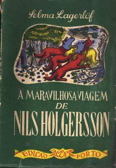 A maravilhosa viagem de Nils Holgersson  <3