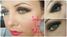 Get Ready With Me. Smoldering Smokey Eye