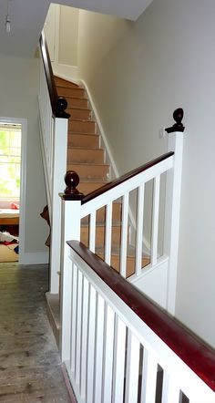 Bespoke staircase and handrail to loft conversion » Kemp Developments - Award Winning East Yorkshire Building Contractor