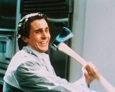 American Psycho featuring Christian Bale as Patrick Bateman