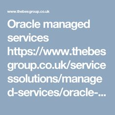 Oracle database 12c performance tuning recipes a problem solution oracle managed services httpsthebesgroupservicessolutions fandeluxe Choice Image