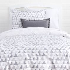 Upgrade your dorm bedding with our stylish duvet covers and comforter sets. These cute college bedding styles come in twin xl, twin, full, and queen duvets. College Bedding Sets, Dorm Bedding Sets, Matching Bedding And Curtains, King Comforter Sets, Duvet Sets, Restoration Hardware Bedding, Hotel Collection Bedding, Simple Bed, Minimalist Decor