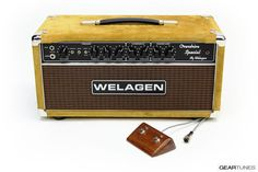 From the GearTunes library of tone ~ the Welagen Overdrive Special ~ click it to hear it :)