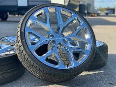 Does NOT fit vehicles equipped with upgraded or performance brakes such as Brembo or the 2019 NEW BODY STYLE Silverado and Sierra. Product has not had a tire mounted on it, has not been installed or used in any other way. Boss Wheels, Truck Wheels, Truck Rims And Tires, Wheels And Tires, New Gmc Truck, New Chevy Silverado, Single Cab Trucks, Custom Pickup Trucks, Chevy Avalanche