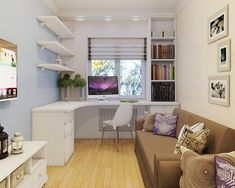 Children - New Deko Sites Home Room Design, Kids Room Design, Home Office Design, House Design, Design Offices, Modern Offices, Office Designs, Home Office Setup, Home Office Space