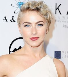 How to Style a Pixie Cut, According to Celebrities via @ByrdieBeautyUK