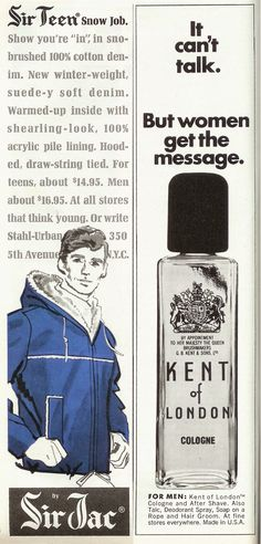 Sell Me Yesteryear: Sir Jac and Kent of London