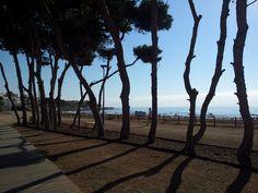 Alcocéber. Paseo marítimo playa de El Cargador. Pulse en la fotografía para ver #apartamentos_en_Alcoceber  Alcocéber, Alcossebre, Spain