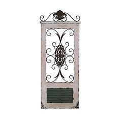 Regal Gate Word and Metal Decorative Wall Decor