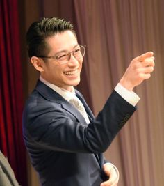 鹿児島)ディーン・フジオカさん来県 ドラマ裏話も披露:朝日新聞デジタル