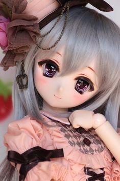 https://flic.kr/p/R4j2PB | DDH-01 custom head + eye * Normal skin | Body: PARABOX040