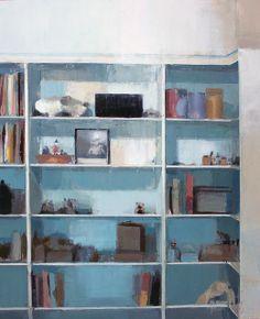 bookshelf by Chelsea James