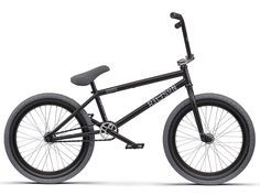"wethepeople ""Reason"" 2016 BMX Bike - Matt Black | kunstform BMX Shop & Mailorder - worldwide shipping"