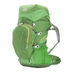 Gregory Wander 50 Backpack XS S - Youth Travel Backpack, Kelty Backpack, 50l 0426c3e845