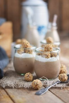 Giotto Mousse Dessert Chocolate Hazelnut Mousse Dessert (8)