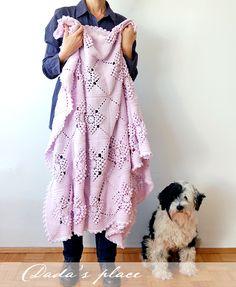 Dada's place: The Smitten Crochet Blanket