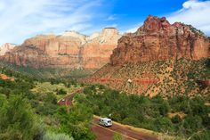 National Parks Road Trip: Utah Take a multi-day adventure through the slick rock heart of the American West.