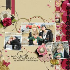 Fuss Free: A Little Punchy by Fiddle-Dee-Dee Designs http://scraporchard.com/market/Fuss-Free-A-Little-Punchy-Digital-Scrapbook.html fdd_ffA...