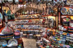 Kapalı Çarşı / Grand Bazaar.