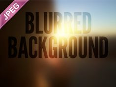 Dribbble - Free Blurred Backgrounds by Timothy Whalin