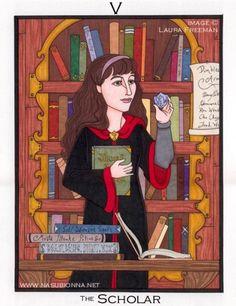 Harry Potter Tarot Cards