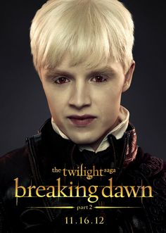 twilight | Twilight: Breaking Dawn Part 2' unveils vampire posters - gallery