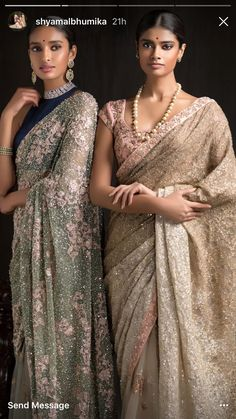 Are you searching for the best quality Elegant Designer Indian Saree and products like Designer Saree also Elegant Sari Blouse then you'll like this CLICK VISIT link above to read Pakistani Dresses, Indian Sarees, Indian Dresses, Indian Outfits, Indian Fashion Designers, Indian Designer Wear, Indian Attire, Indian Wear, Modern Saree