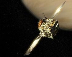 Venus Express Out Of Gas; Mission Concludes, Spacecraft On Death Watch
