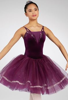Weissman® Ballet Costumes, Dance Costumes, Austrian Crystal, Dance Outfits, Dance Wear, Leotards, Perfect Fit, Bodice, Tulle