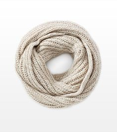 Shaker Stitch Eternity Scarf 26.90