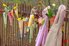 May Day Baskets by Will Merydith, via Flickr