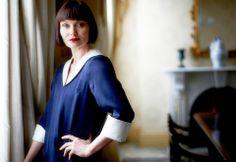 Essie Davis as Phryne Fisher, Miss Fisher's Murder Mysteries