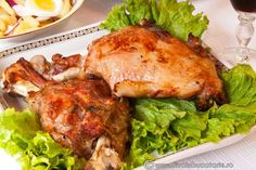 Romanian Food, Cordon Bleu, Food And Drink, Turkey, Chicken, Cooking, Easter, Amazing, Honey